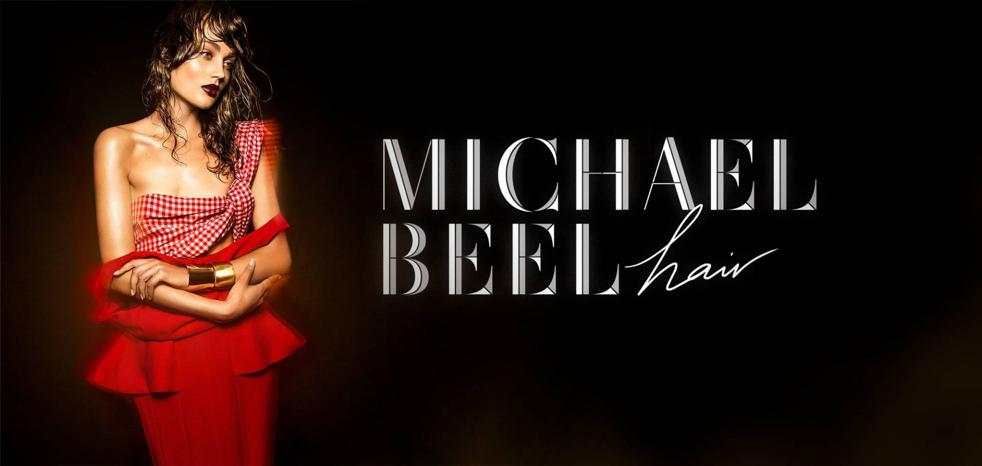 Michael Beel Hairdressing header